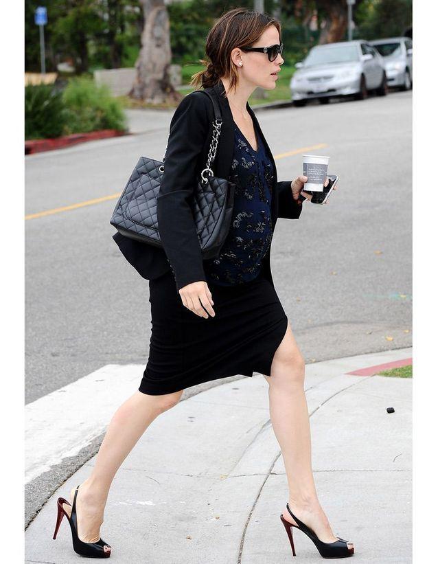 Jennifer Garner enceinte