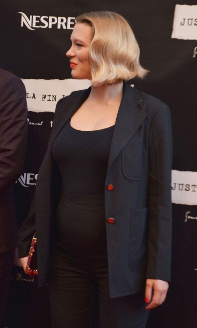 Léa Seydoux enceinte