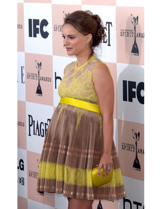 Natalie Portman enceinte