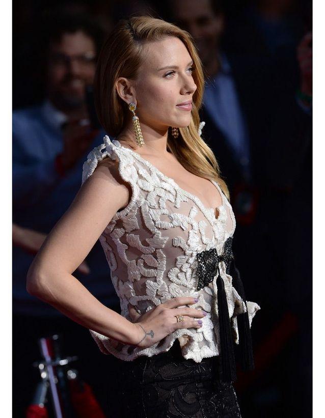 Scarlett Johansson enceinte