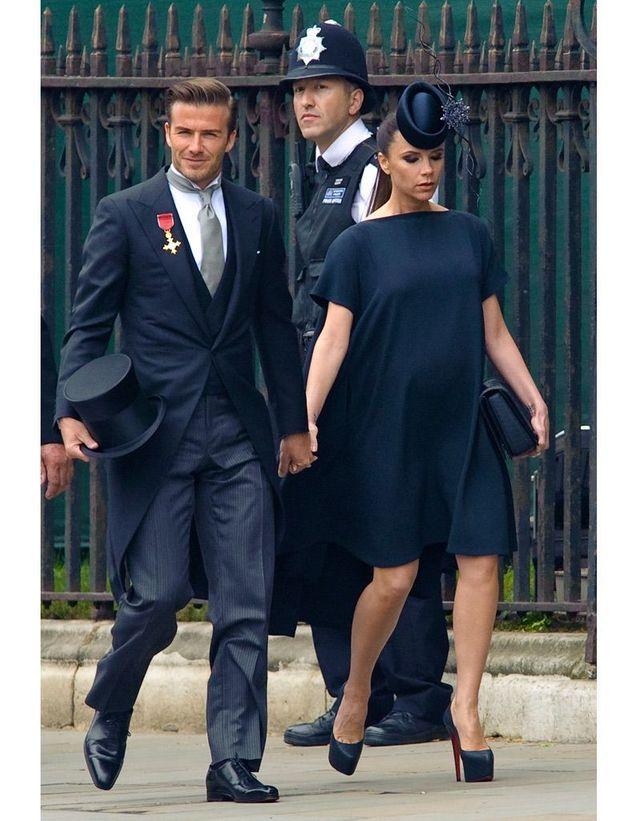 Victoria Beckham enceinte