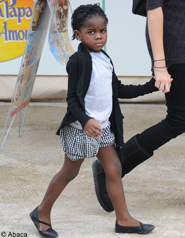 Cette petite fille a agrandi la tribu d'une superstar.
