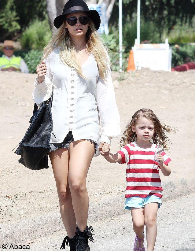 Harlow, la fille de Nicole Richie !
