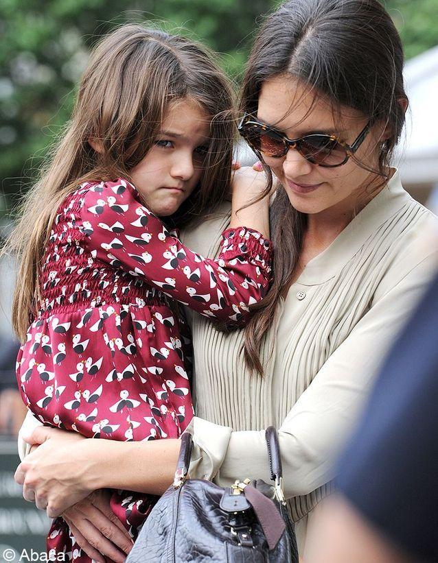 Suri, la fille de Tom Cruise et Katie Holmes !