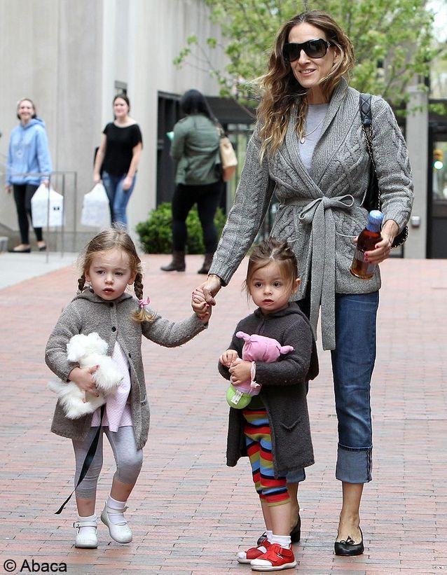 Tabitha et Marion, les filles de Sarah Jessica Parker et Matthew Broderick !