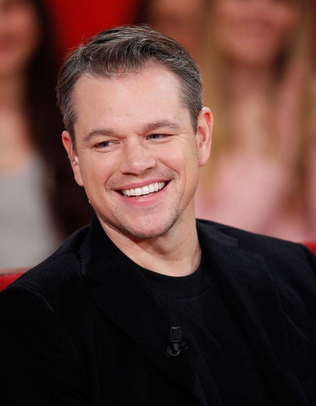 Matt Damon : Paige !