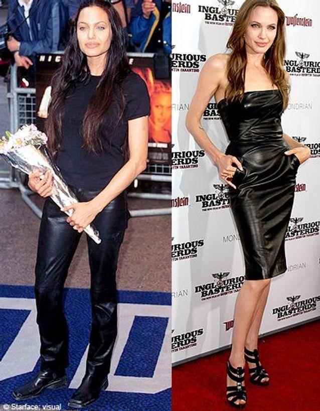 Angelina Jolie Anorexique Photo angelina jolie - stars : vraies minces ou anorexiques ? - elle