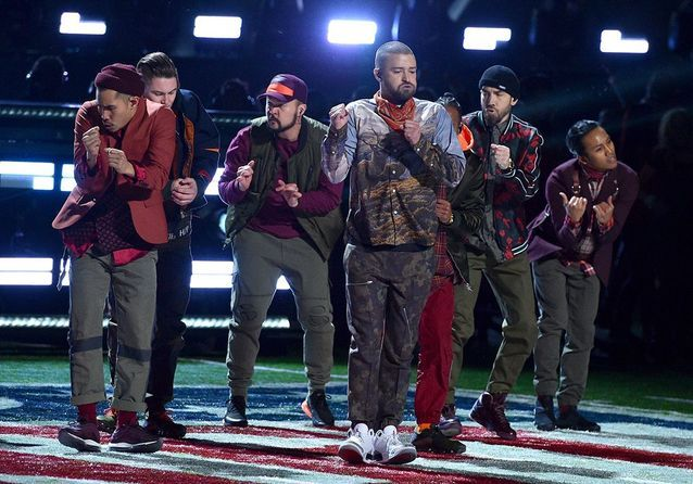 Super Bowl : les images du show !
