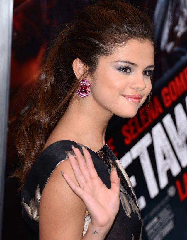 Le tatouage de Selena Gomez