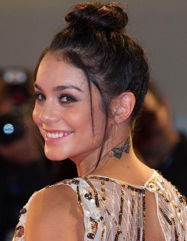 Le tatouage de Vanessa Hudgens