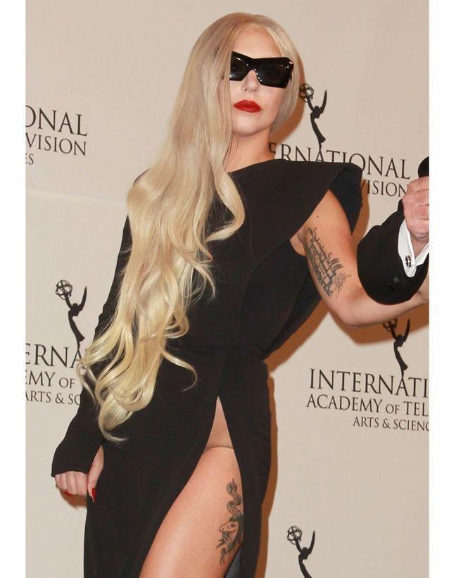 Les tatouages de Lady Gaga
