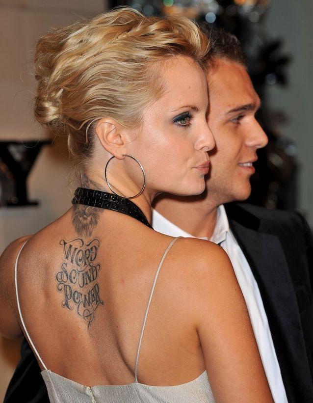Les tatouages de Mena Suvari