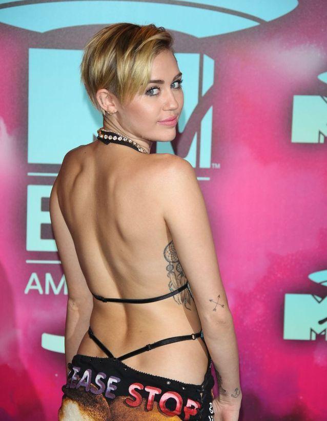 Les tatouages de Miley Cyrus