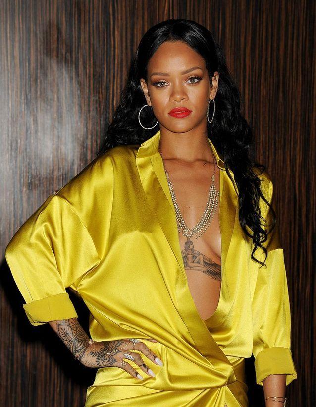 Les tatouages de Rihanna
