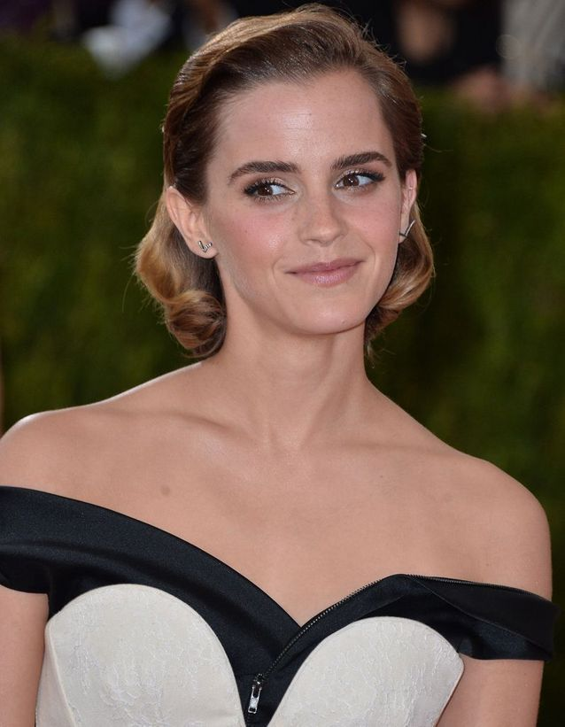 Emma Watson transformation after