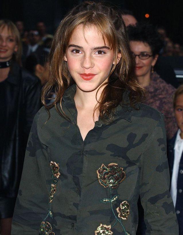 Emma Watson transformation before