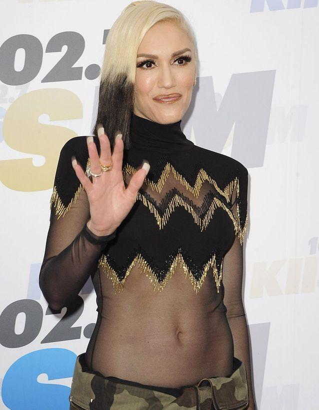Gwen Stefani transformation after