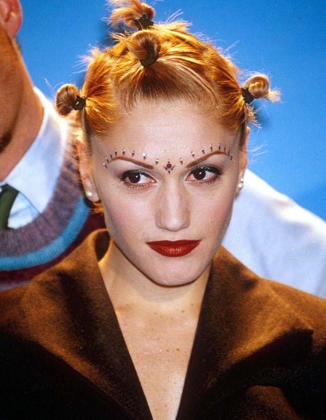 Transformation Gwen Stefani before
