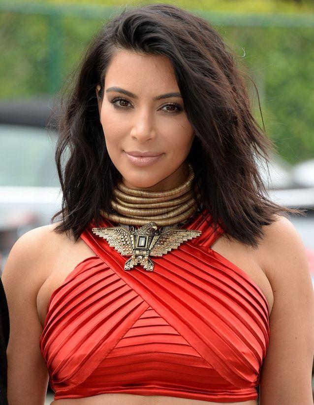 Kim Kardashian transformation after