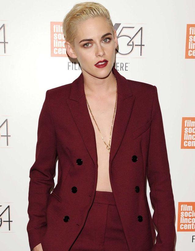 Kristen Stewart transformation after