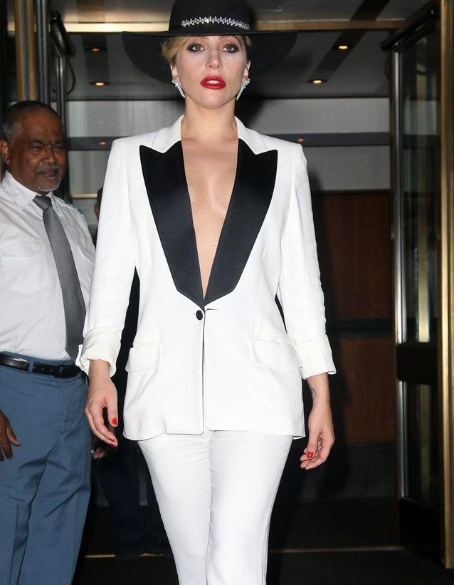 Lady Gaga transformation after