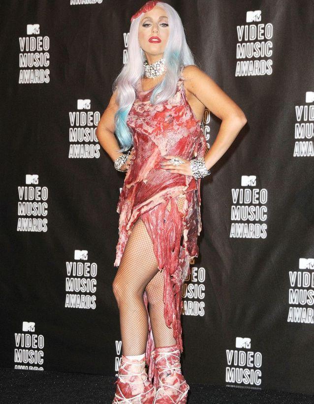 Lady Gaga transformation before