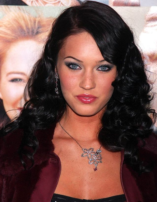 Megan Fox transformation before