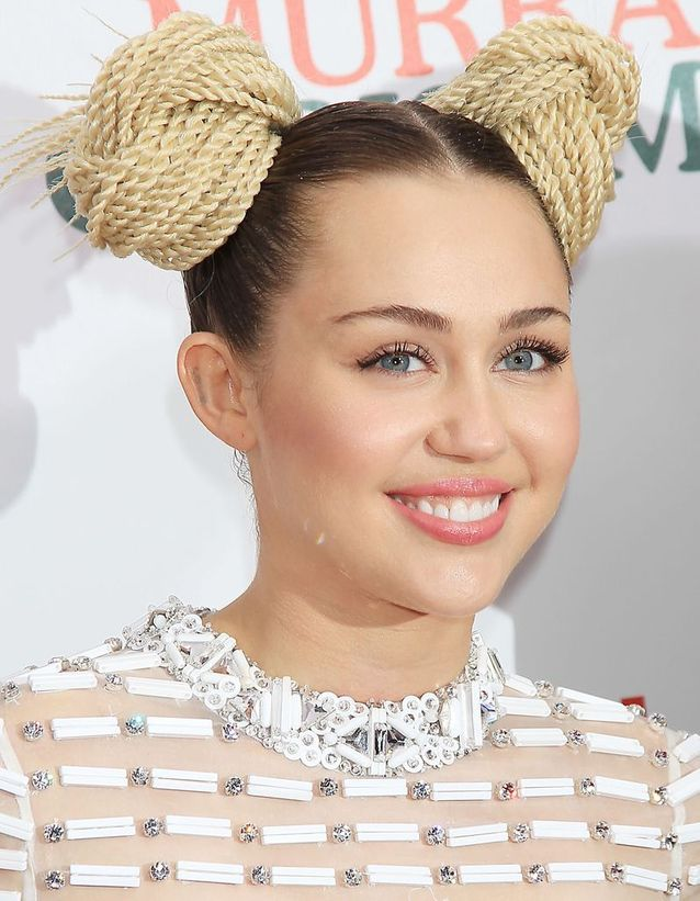 Miley Cyrus transformation after