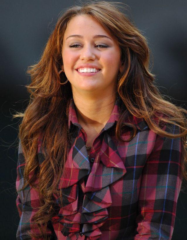 Miley Cyrus transformation before