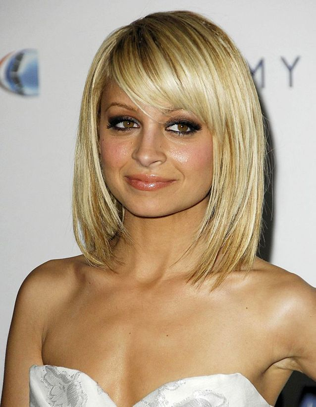 Transformation Nicole Richie after