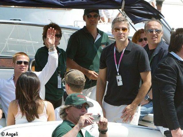 Clooney pitt