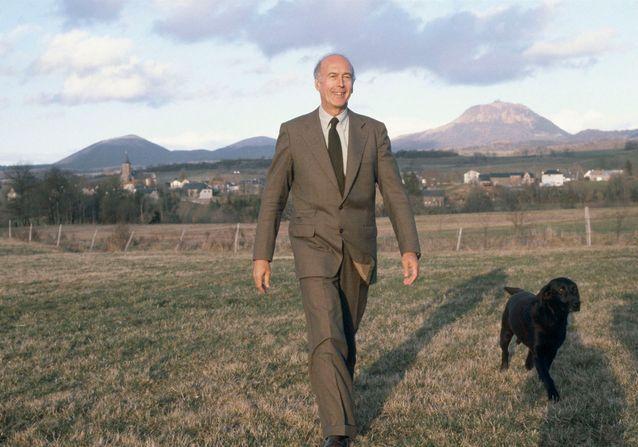 Valéry Giscard d'Estaing : les photos d'un président décontracté