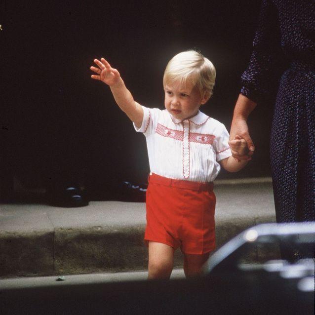 La naissance du prince Harry