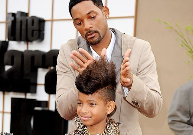 Willow, fille de Will Smith, star trop précoce ?