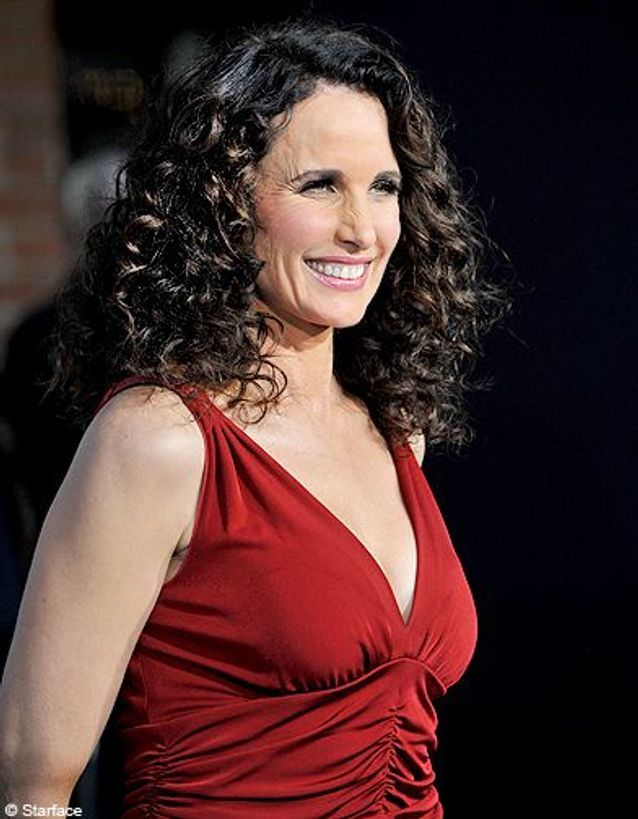 Andie MacDowell dans Footloose
