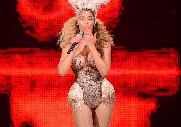 Beyoncé : ses tenues de scène les plus folles !