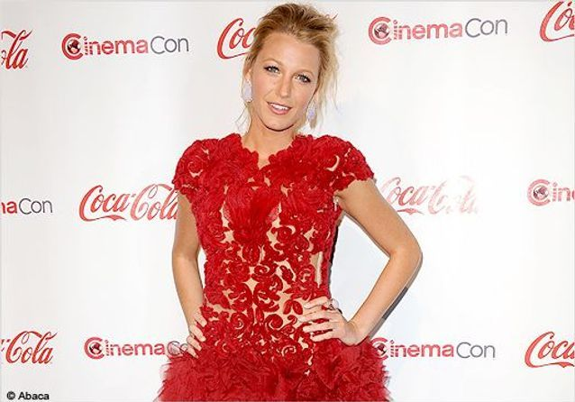 Blake Lively, Gossip Girl la plus hype