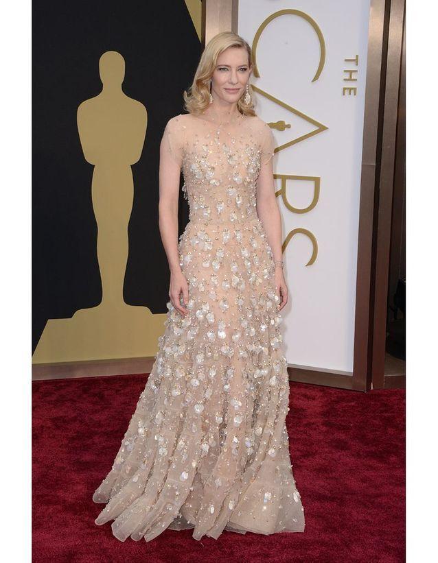 En Armani aux Oscars 2014
