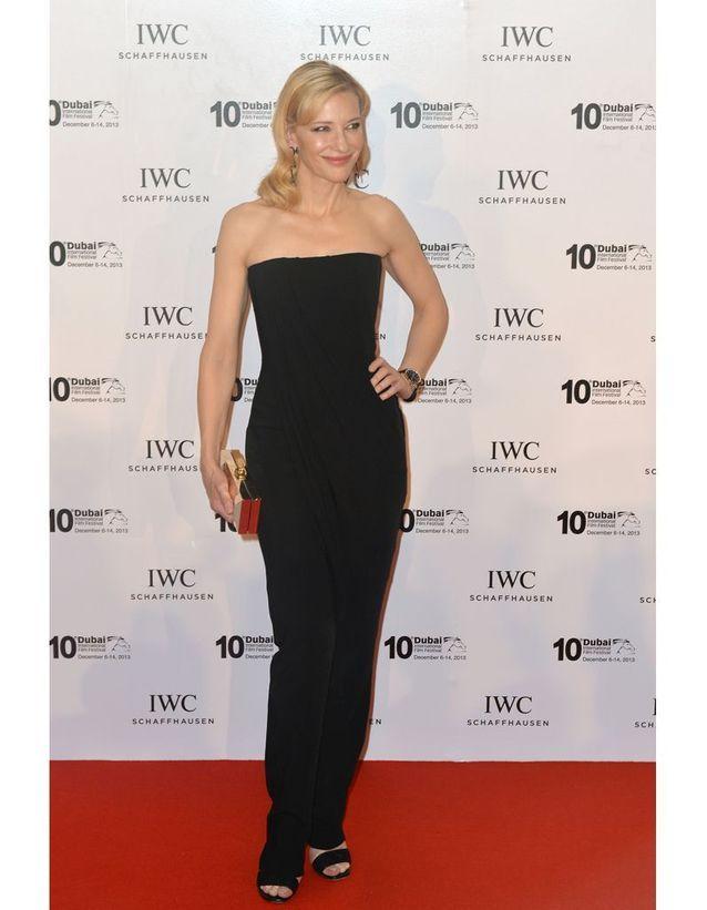 Cate Blanchett, la quarantaine radieuse - Elle