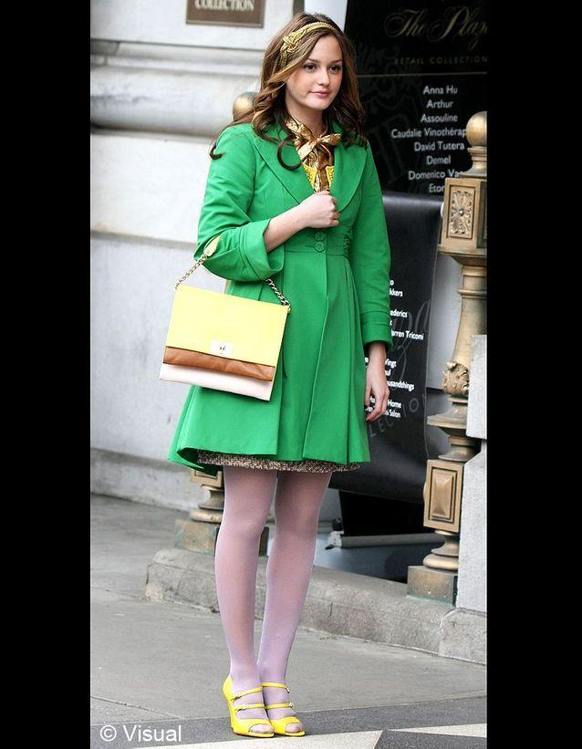 Les manteaux de Blair