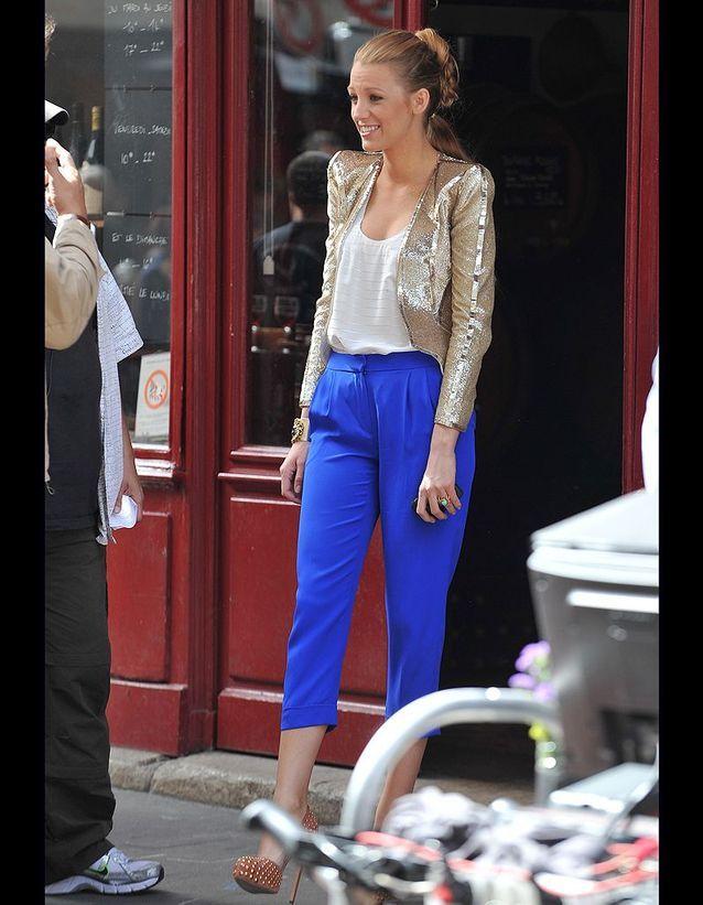 Serena à Paris