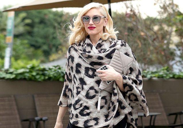 Gwen Stefani, une grossesse stylée et haut perchée