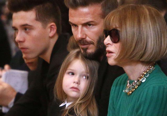 Harper Beckham: la petite fille la mieux habillée?