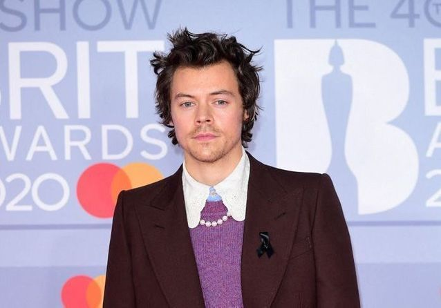 Harry Styles, un Brit-boy dans le vent