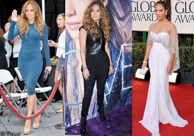 Quand Jennifer Lopez était encore mariée à Marc Anthony