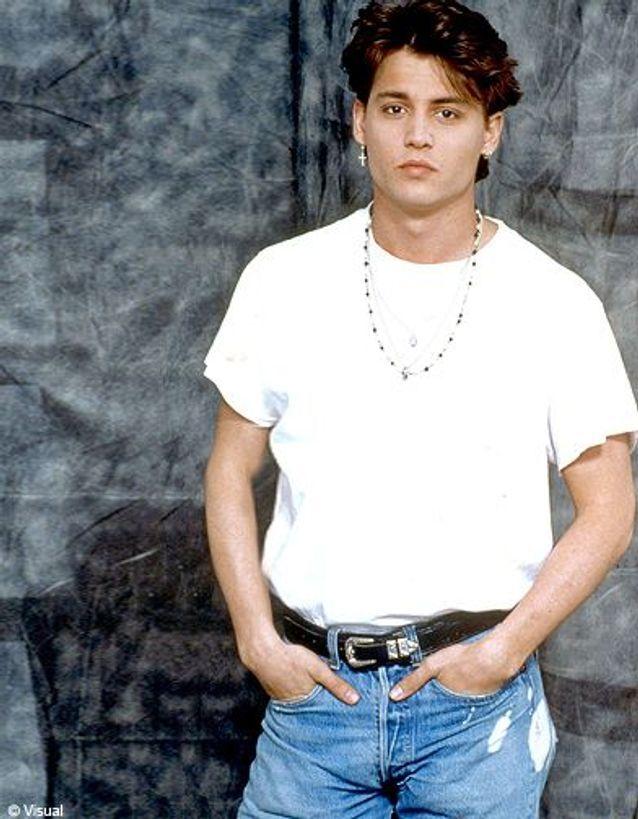 design exquis meilleur endroit obtenir pas cher Johnny Depp : un style bien à lui - Elle