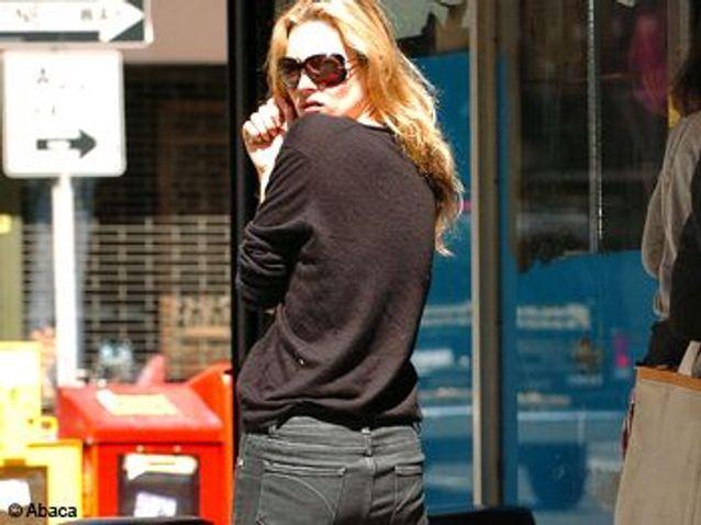 Kate Moss, toujours les même fringues ?