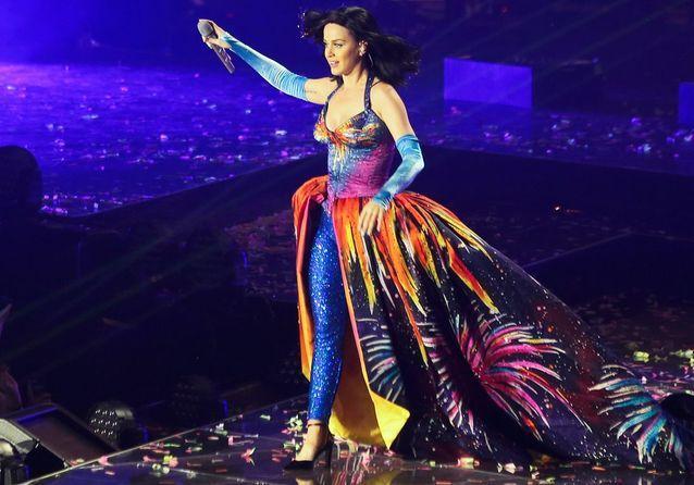 Katy Perry : ses tenues de scène les plus excentriques
