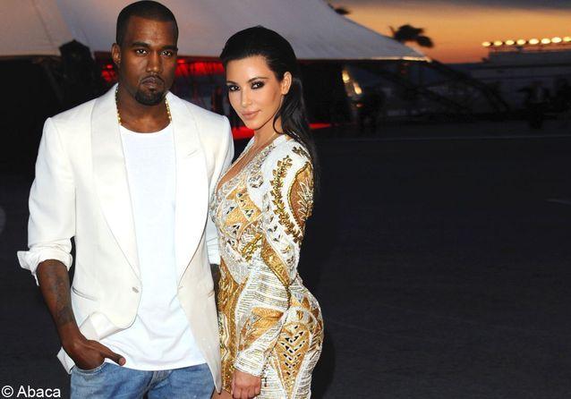 Kim Kardashian et Kanye West: qui se ressemble s'assemble!