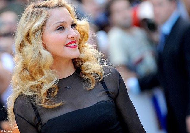 Le nouveau style de Madonna